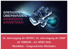 Jahrestagung der DGTHG und DGPK